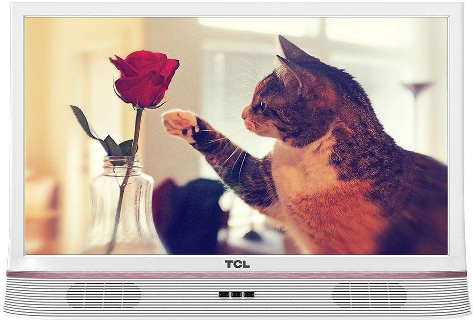TCL LED24D2900S, White телевизорLED24D2900S