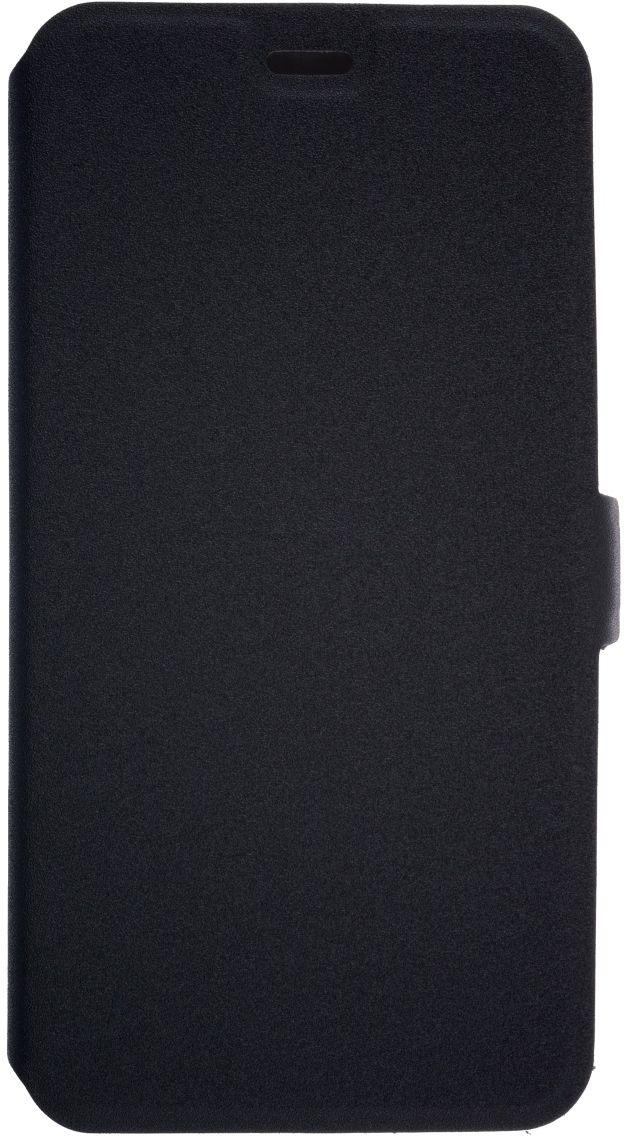 Prime Book чехол для Xiaomi Redmi Note 4X, Black2000000135007Чехол надежно защищает ваш смартфон от внешних воздействий, грязи, пыли, брызг. Он также поможет при ударах и падениях, не позволив образоваться на корпусе царапинам и потертостям. Чехол обеспечивает свободный доступ ко всем функциональным кнопкам смартфона и камере.