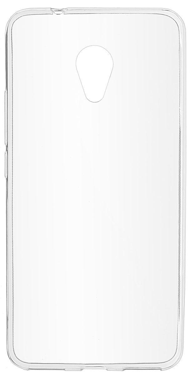 Skinbox Slim Silicone 4People чехол для Meizu M5S, Transparent2000000134970Чехол надежно защищает ваш смартфон от внешних воздействий, грязи, пыли, брызг. Он также поможет при ударах и падениях, не позволив образоваться на корпусе царапинам и потертостям. Чехол обеспечивает свободный доступ ко всем функциональным кнопкам смартфона и камере.