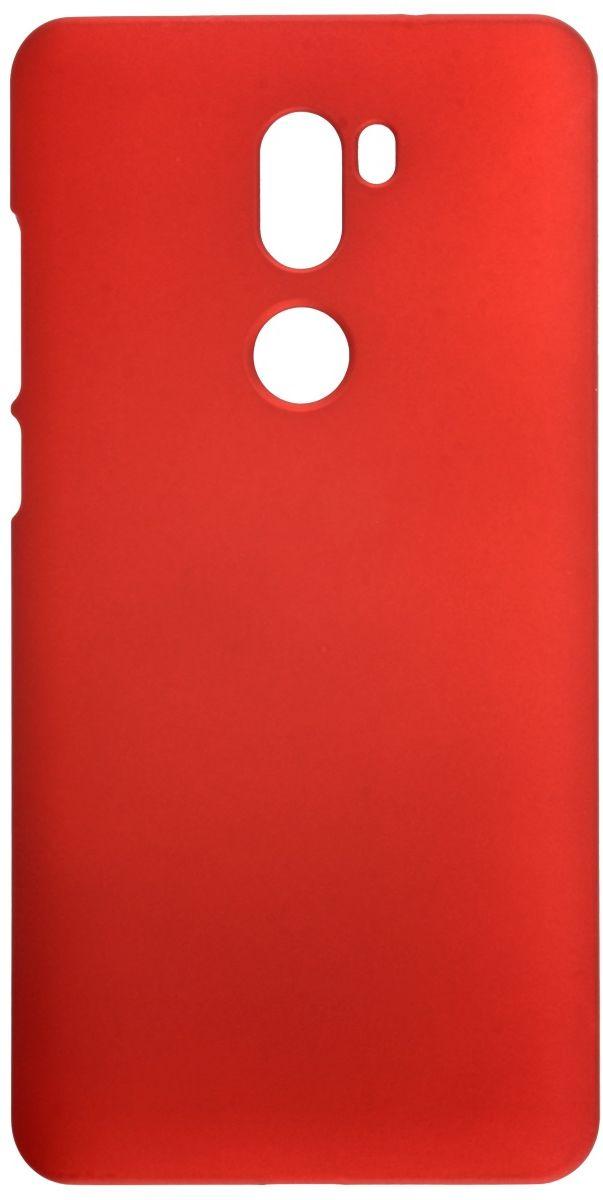 Skinbox Shield 4People чехол для Xiaomi Mi5S Plus, Red2000000109046Чехол надежно защищает ваш смартфон от внешних воздействий, грязи, пыли, брызг. Он также поможет при ударах и падениях, не позволив образоваться на корпусе царапинам и потертостям. Чехол обеспечивает свободный доступ ко всем функциональным кнопкам смартфона и камере.