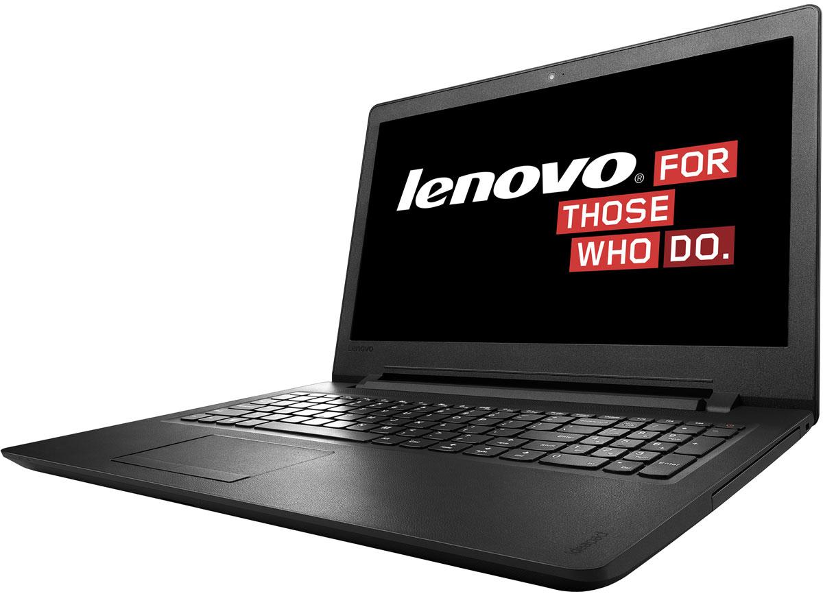 Lenovo IdeaPad 110-15ACL, Black (80TJ00DDRK)80TJ00DDRKLenovo IdeaPad 110-15ACL объединяет все необходимые характеристики в одном устройстве начального уровня: стабильная производительность, большой объем оперативной памяти и накопителя, высококлассный дисплей. Доступны комплектации с различными видеокартами.15,6-дюймовый широкоформатный дисплей стандарта HD с соотношением сторон 16:9 и разрешением 1366 х 768 обеспечивает четкость и яркость изображения.Ноутбук Ideapad 110 оснащен встроенным модулем Wi-Fi 802.11 a/c, что обеспечит молниеносную скорость для веб-серфинга, воспроизведения потокового видео и загрузки файлов. Скорость передачи данных стандарта Wi-Fi 802.11 a/c почти в три раза выше, чем 802.11 b/g/n.На ноутбук Lenovo IdeaPad 110 установлена обновленная версия уже знакомой Windows. Меню Пуск вернулось и стало лучше, чем прежде. Его можно расширять и настраивать под свои задачи. К ноутбуку можно подключать различные устройства: принтеры, камеры, USB-накопители и другие устройства. Дополнительные функции безопасности защитят его от кражи и вредоносного ПО.Точные характеристики зависят от модификации.Ноутбук сертифицирован ЕАС и имеет русифицированную клавиатуру и Руководство пользователя.