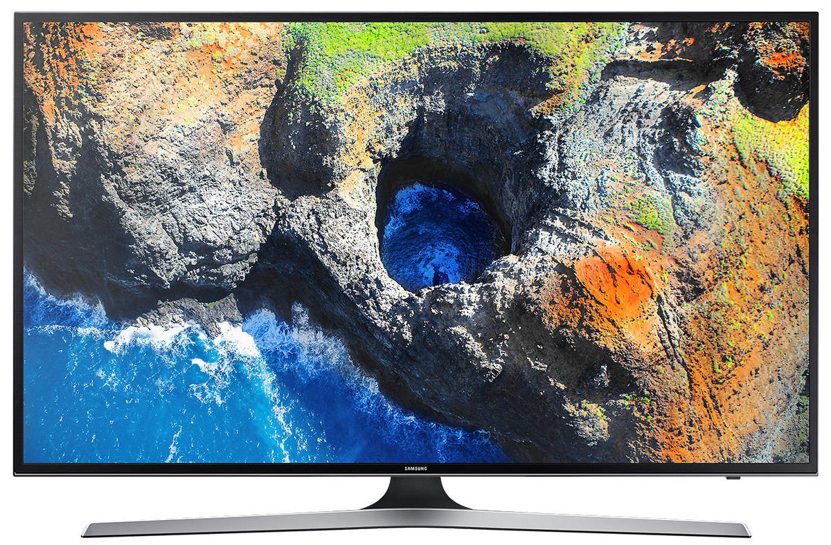 Samsung UE40MU6100 телевизорUE40MU6100UXRUОцените четкость передачи деталей на телевизоре Samsung UE40MU6100 с UHD разрешением, в 4 раза превосходящем разрешение Full HD. Откройте новый уровень качества изображения благодаря естественной цветопередаче и высокому уровню яркости.Функция Purcolour делает цвета более естественными. Погрузитесь в атмосферу ТВ развлечений и оцените, насколько точно и естественно отображаются цвета на экране.Изображение на экране как в реальной жизни. Благодаря более высокой яркости изображения, вы ощутите незабываемые впечатления от технологии расширения динамического диапазона HDR.Технология затемнения фрагментов экрана UHD Dimming делит экран на блоки, оптимизирует цвет, увеличивает контрастность для выявления деталей в самых темных и светлых участках изображения.Гладкая полированная текстура корпуса телевизора превращает его в изысканный предмет интерьера в любом месте вашего дома.Полный контроль над системой развлечений в ваших руках. Управляйте всеми устройствами, подключенными к телевизору при помощи универсального пульта ДУ. Переключайте каналы голосом.Просто подключите ваше мобильное устройство к телевизору и просматривайте контент на большом экране. С помощью приложения Smart View вы сможете управлять всей системой с экрана мобильного устройства.Теперь все в одном месте. Весь контент теперь находится на одном экране. Легко выбирайте контент-провайдеров и используйте окно предпросмотра перед выбором контента.Легкий поиск и распознавание подключенных устройств. Телевизор Samsung автоматически отображает наименования подключенных устройств и делает их выбор интуитивно понятным.