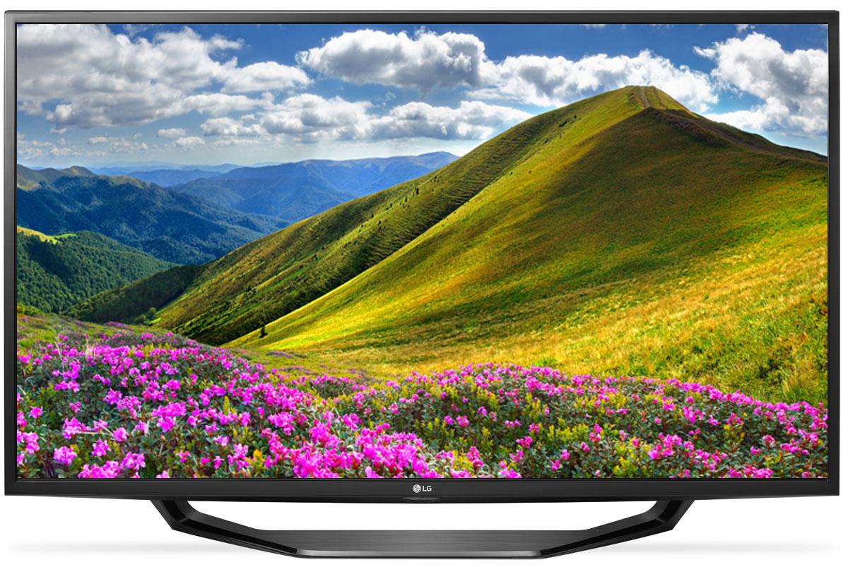 LG 43LJ515V телевизор90000003912С LG 43LJ515V вы можете воспроизводить фильмы, музыку и фото максимально удобным способом - прямо с USB-флэшки или жесткого диска.Телевизор оснащен портами HDMI - для максимального качества звука и картинки. HDMI - это мультимедийный интерфейс высокой четкости. Единый стандарт HDMI позволяет получать новому телевизору LG максимально четкий аудио и видеосигнал.По-новому глубокие и насыщенные цвета. Помимо улучшения цветопередачи, уникальные технологии обработки изображения отвечают за регулировку тона, насыщенности и яркости.Революционное качество изображения и цвета. Разрешение Full HD 1080p отвечает стандартам высокой четкости, отображая на экране 1080 (прогрессивных) линий разрешения, для более четкого и детального изображения.Улучшить изображение? Запросто! При использовании механизма масштабирования разрешения Resolution Upscaler изображения любого качества выглядят существенно лучше.Virtual Surround - звук, меняющий реальность. Функция Virtual Surround создает реалистичный, объемный звук. Вы словно переноситесь в новую реальность, где ярко ощущаются все биты и полутона.Встроенные игры для яркого отдыха. С LG 43LJ515V вам доступно максимум развлечений. Больше бесплатных игр для вашего нового телевизора - на официальном сайте LG.