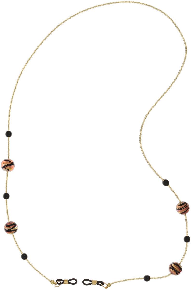 Шнурок-держатель для очков. Муранское стекло, бисер, ручная работа. Murano, Италия (Венеция)Колье (короткие одноярусные бусы)Шнурок-держатель для очков.Муранское стекло, бисер, ручная работа.Murano, Италия (Венеция).Размер: полная длина 73 см.Каждое изделие из муранского стекла уникально и может незначительно отличаться от того, что вы видите на фотографии
