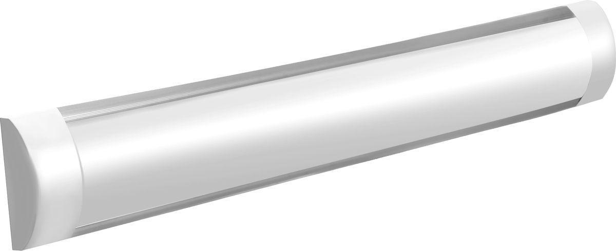 Светильник светодиодный REV SPO Line, 18 W, 6500 К, 60 см. 28908 128908 1Накладные светильники используются в освещении нежилых и жилых помещений с временным или постоянным пребыванием людей. Они легко монтируются на поверхность потолка из любого строительного материала.