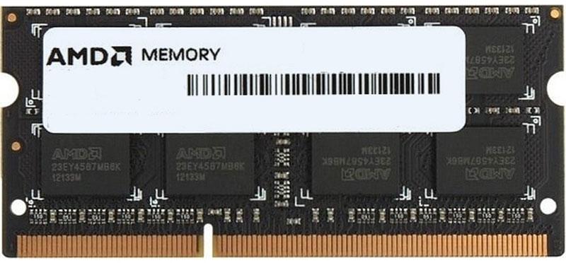 AMD Radeon SO-DIMM DDR3 8GB 1866MHz модуль оперативной памяти (R738G1869S2S-UO)R738G1869S2S-UOРасширьте возможности имеющегося оборудования путем простого и экономичного обновления памяти от AMD.Работаете ли вы в Интернете, смотрите ли потоковое видео в потрясающем HD-качестве или играете в самые требовательные видеоигры - память AMD Radeon настроена на обеспечение максимальной производительности процессора, что является залогом быстрой и невероятно плавной работы ПК.Последовательность загрузки опирается на стандартные частоты и временные соотношения DDR3, что помогает обеспечить функциональность и стабильность системы.Разработка и тестирование в соответствии с высочайшими стандартами для обеспечения оптимальной работы на новейших платформах AMD и функциональное тестирование на платформах конкурентов.Максимально используйте потенциал имеющейся памяти и наслаждайтесь быстрой загрузкой и сохранением своих любимых приложений. После установки любой памяти AMD Radeon можно использовать до 6 ГБ Radeon RAMDisk.