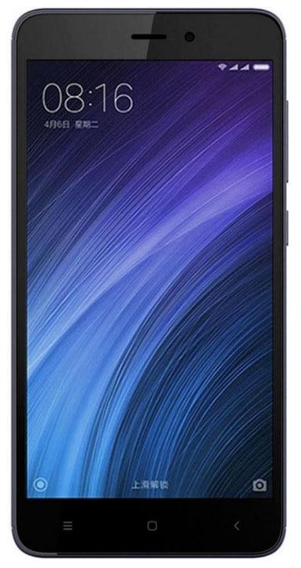 Xiaomi Redmi 4A (32GB), GrayRedmi 4A 2GB+32GB GrayСмартфон Xiaomi Redmi 4A стал более миниатюрным, а также обрел продолжительный автономный режим. Обладая пятидюймовым HD экраном и объемным аккумулятором в 3120 мАч, Redmi 4A весит всего лишь 131 г, а благодаря шелковистому матовому пластиковому корпусу и миниатюрным габаритам, вы вовсе не захотите выпускать его из рук.Xiaomi Redmi 4A снабжен энергоемким аккумулятором объемом в 3120 мАч, который, будучи дополненным системой MIUI8 с экономичным расходом энергии на системном уровне, а также множеством различных энергосберегающих технологий, внедренных в экран и процессор, позволяет смартфону продлить автономный режим до 7 дней.Основная камера с разрешением в 13 мегапикселей, позволит вам максимально реалистично сохранить все воспоминания: от встреч с друзьями до красивейших пейзажей. Вы устали от сортировки фотографий? Не проблема, ведь теперь смартфон не только сам может разделять снимки по альбомам и сортировать их по дате съемки, но и позволит в движении просматривать панорамные снимки, а также сохранит все скриншоты в отдельном, специально предназначенном альбоме.Встроенная функция клонирования телефона, активируемая в настройках, поможет смартфону обрести два отдельных системных пространства, одно из которых вы можете использовать, например, для повседневных дел, а второе - для своих маленьких секретов. С помощью разных ключей блокировки можно попасть в разные системные пространства, также можно открыть личные аккаунты, раздельно сохранять личные фотографии и коммерческие тайны, как будто вы имеете два телефона вместо одного.64-разрядный процессор с улучшенными техническими характеристиками Qualcomm Snapdragon 425, поддерживающий Cortex A53, улучшил вычислительные способности смартфона, а при помощи графического процессора Adreno 308, Redmi 4A сможет мгновенно открывать не только приложения, но и объемные 3D игры.Помимо выдающегося качества изображения, 5-дюймовый HD экран Redmi 4A также заботливо предоставляет ре