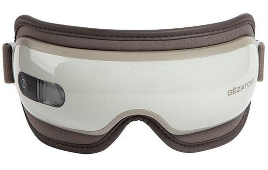 Gezatone Массажер для глаз ISee4001301188Массажёр iSee400 – аппарат, с помощью которого вы сможете провести сеансы расслабляющего массажа у себя дома, причём это не займёт у вас много времени. По своему качеству процедуры, проводимые с помощью аппарата, ничем не хуже ручного массажа в дорогом салоне! Функции аппарата для массажа глаз iSee400 Gezatone:3 вида воздействия: вибрационный массаж, компрессионный массаж, прогревание + музыкальная терапия3 автоматических программы сочетания различных видов массажа- выбирайте по вкусуСтильный, компактный, легкий, музыкальный и управляется одним касаниемВстроенный аккумулятор заражается всего за 3 часа, обеспечивает мобильность: используйте массажер в офисе и дома, берите в путешествия, командировки.Эффекты от использования массажера для глаз iSee 400 Gezatone:Способствует возвращению четкости зренияУлучшает кровообращениеУстраняет отеки и мешки под глазамиПозволяет уменьшить морщины вокруг глазСпособствует нормализации сна Уменьшает покраснениеПомогает устранить чрезмерное напряжениеПредотвращает появление мигреней и болевых ощущенийОказывает выраженный лимфодренажный эффектПомогает расслабиться. Регулируется по размеру головы: подойдет и хрупкой леди, и брутальному мужчине.Противопоказания:Несмотря на безопасность процедуры массажа, использование прибора имеет ряд противопоказаний. Ознакомьтесь с этим списком перед тем, как начать первый сеанс!Не стоит проводить сеансы массажа с помощью аппарата, если:У вас есть глаукома, катаракта, отслоение сетчатки и иные глазные заболевания.У вас была проведена операция на глаза.С осторожностью используйте прибор, если у вас гипертония или гипотония. Проконсультируйтесь с доктором!Использование прибора людьми с ограниченными физическими способностями возможно только под присмотром.Аппарат iSee400 станет настоящим помощником для тех, кому важны хорошее зрение и красота. Вы можете выбрать массажёр в подарок для дорогого человека – он наверняка оценит заботу о здоровье, или приобрести его д