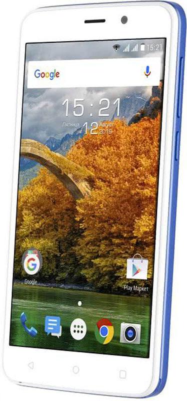 Fly Nimbus 9 FS509, Lavender Blue9986Новейшая операционная система Android, производительная начинка, 1 ГБ оперативной памяти, 5 Мпикс камера соединились в новом представителе линейки Nimbus - Fly Nimbus 9.Эргономичный корпус и слегка шероховатая задняя панель привлекают внимание и делают смартфон удобным для управления одной рукой.Fly Nimbus 9 станет надежным помощником в решении повседневных задач. Четырёхъядерный процессор Spreadtrum SC7731С под управлением ОС Android Marshmallow отличается производительностью и низким энергопотреблением, обеспечивая эффективную и продолжительную работу.Производительный процессор под управлением самой современной ОС Android Marshmallow и наличием 1 ГБ оперативной памяти позволяют сделать работу смартфона слаженной, а также мгновенно обрабатывать поступающие запросы.Вместе с Fly Nimbus 9 легко запечатлеть яркий момент и мгновенно поделиться им со своими друзьями в социальных сетях. Пятимегапиксельная камера оснащена вспышкой и цифровым зумом, благодаря чему снимки будут четкими и яркими.Традиционная поддержка работы двух SIM-карт позволит подобрать выгодные тарифные планы на мобильную связь. С поддержкой скоростного 3G интернета вы сможете всегда быть на связи и иметь выход в интернет, где бы вы ни находились. А модуль A-GPS увеличит точность и надежность определения местоположения.Телефон сертифицирован EAC и имеет русифицированный интерфейс меню и Руководство пользователя.