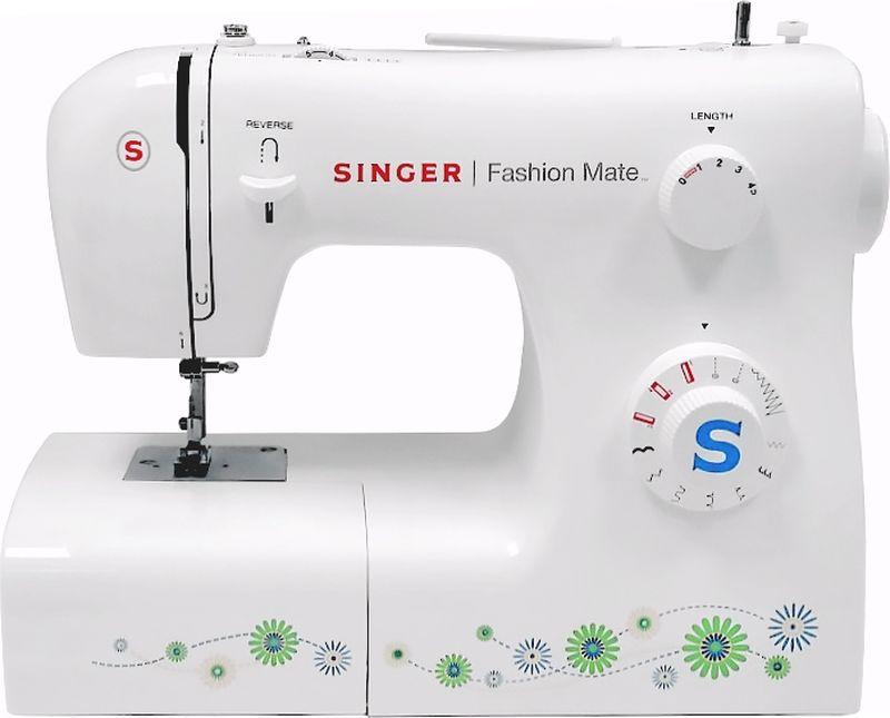 Singer Fashion Mate 2290 швейная машинаFashion MATE 2290Швейная машина SINGER Fashion MATE 2290 Электромеханическая 10 операций, петля-полуавтомат, вертикальный челнок
