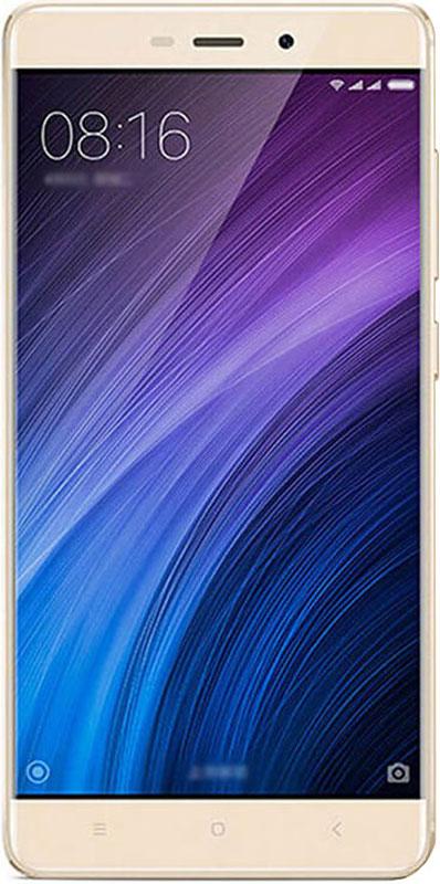 Xiaomi Redmi 4 (16GB), GoldT034001Всеми любимый цельнометаллический корпус семейства Redmi теперь и у Xiaomi Redmi 4. Отличие от стандартного раздельного корпуса заключается в том, что цельнометаллический корпус изготавливается из цельного алюминиевого слитка, который, проходя через более 30 различных операций, принимает свою окончательную форму. Далее алюминиевый корпус подвергается пескоструйной обработке, после чего его прочно соединяют со стеклом 2.5D, и с помощью технологии алмазной огранки придают блеска рамке смартфона и ободку вокруг камеры. Прочность цельнометаллического корпуса вместе с экраном в 5'' делают смартфон особо приятным на ощупь.Совместное использование энергоемкого аккумулятора в 4100 мАч и энергоэффективного процессора Snapdragon позволило смартфону приобрести поразительно долгий автономный режим. Помимо того, энергосберегающий апгрейд системы MIUI8 блокирует автоматический запуск приложений, благодаря чему вам абсолютно не предстоит беспокоиться о том, что Ваш смартфон разрядится в мгновение ока: проблемой не станет даже непрерывный просмотр более 10 выпусков сериала.Встроенная функция клонирования телефона, активируемая в настройках, поможет смартфону обрести два отдельных системных пространства, одно из которых вы можете использовать, например, для повседневных дел, а второе – для своих маленьких секретов. С помощью разных ключей блокировки можно попасть в разные системные пространства, также можно открыть личные аккаунты, раздельно сохранять личные фотографии и коммерческие тайны, как будто вы имеете два телефона вместо одного. Также при помощи двойного запуска приложений вы сможете одновременно быть в сети с разных аккаунтов.В Xiaomi Redmi 4 использован пятидюймовый HD IPS-экран, богатство красок и чёткость изображения позволит наслаждаться фильмами и сериалами так, как будто действие происходит в реальности, прямо на ваших глазах.При помощи легкого прикосновения к сканеру отпечатков пальцев, расположенного на обратной стороне смартфона, 