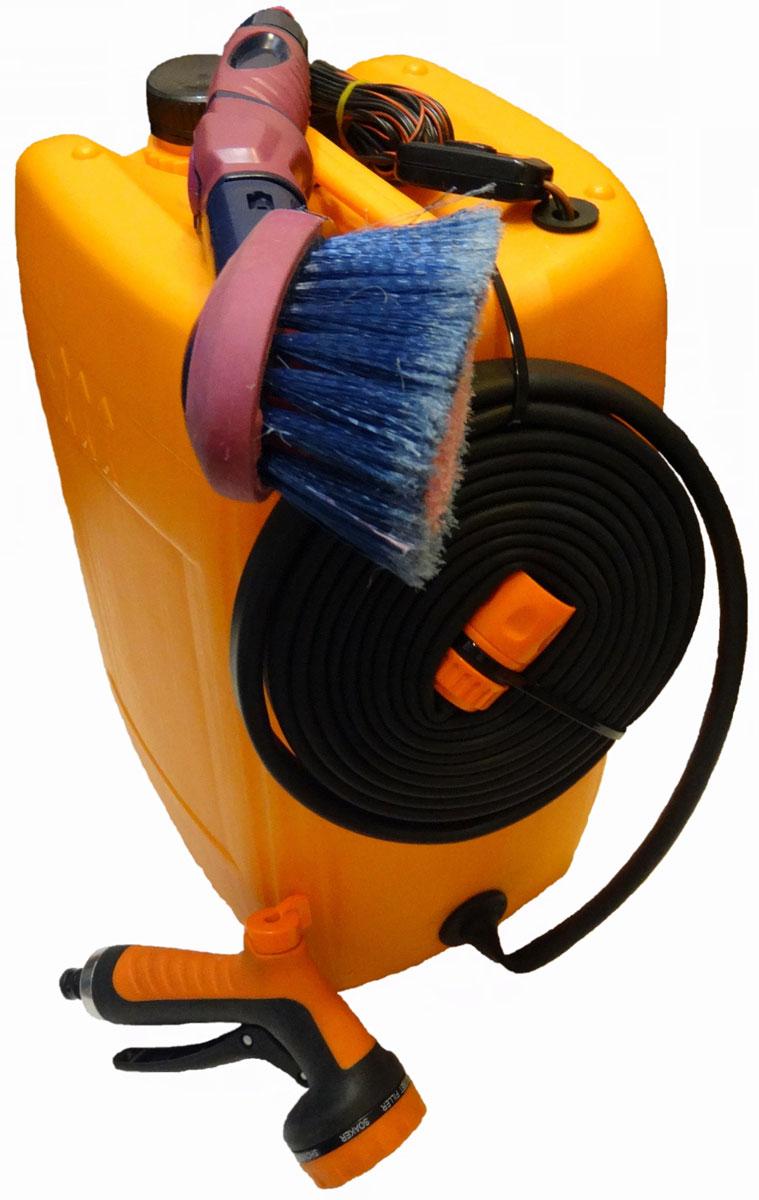 Минимойка Балио Лонгер-20-форте. М320М320Минимойки, работающие от прикуривателя - быстрый, надежный, аккуратный и экономный способ вымыть автомобиль, его двигатель и различные узлы, спрятанные под капотом. Автомобиль можно мыть и в зимний период. Погружной насос немецкого производства. Срок службы: 5-7 лет. Режим работы - продолжительный. Насадки - мягкая щетка с регулятором расхода воды и душ-пистолет с семью типами струи.