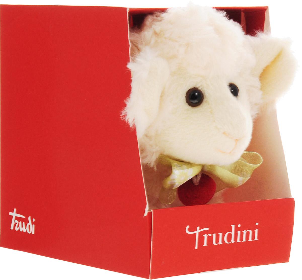 """Мягкая игрушка Trudi """"Овечка"""" - 4"""