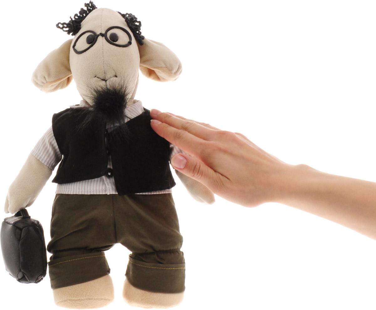 "Мягкая игрушка Fluffy Family ""Овечки челОвечки: Профессор"" - 3"