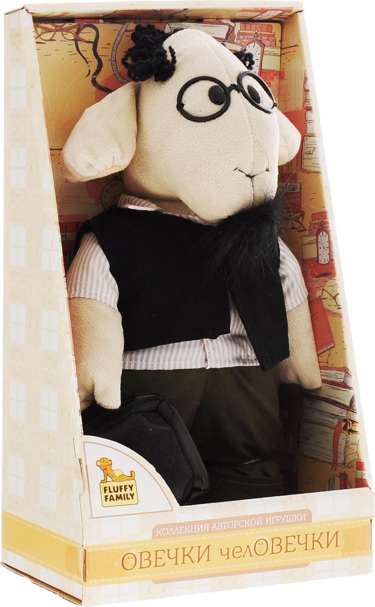 "Мягкая игрушка Fluffy Family ""Овечки челОвечки: Профессор"" - 4"