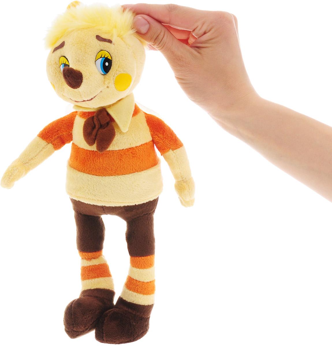 Мягкая говорящая игрушка Пчеленок, 30 см - 3