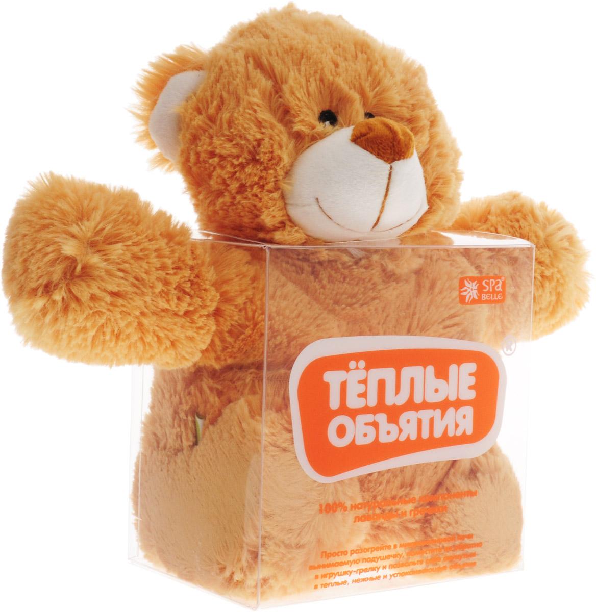 Игрушка грелка SPA Belle Медведь - 4