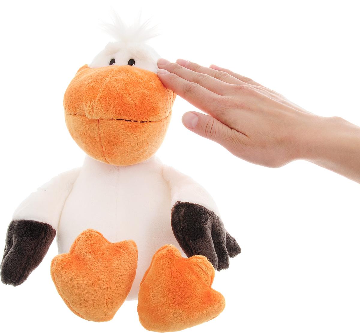 """Мягкая игрушка Nici """"Пеликан"""", сидячая, средняя - 3"""