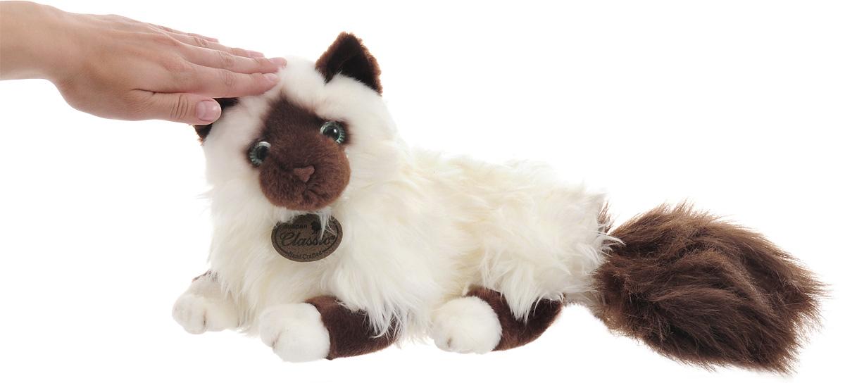 """Мягкая игрушка Aurora """"Сиамская кошка"""" - 4"""