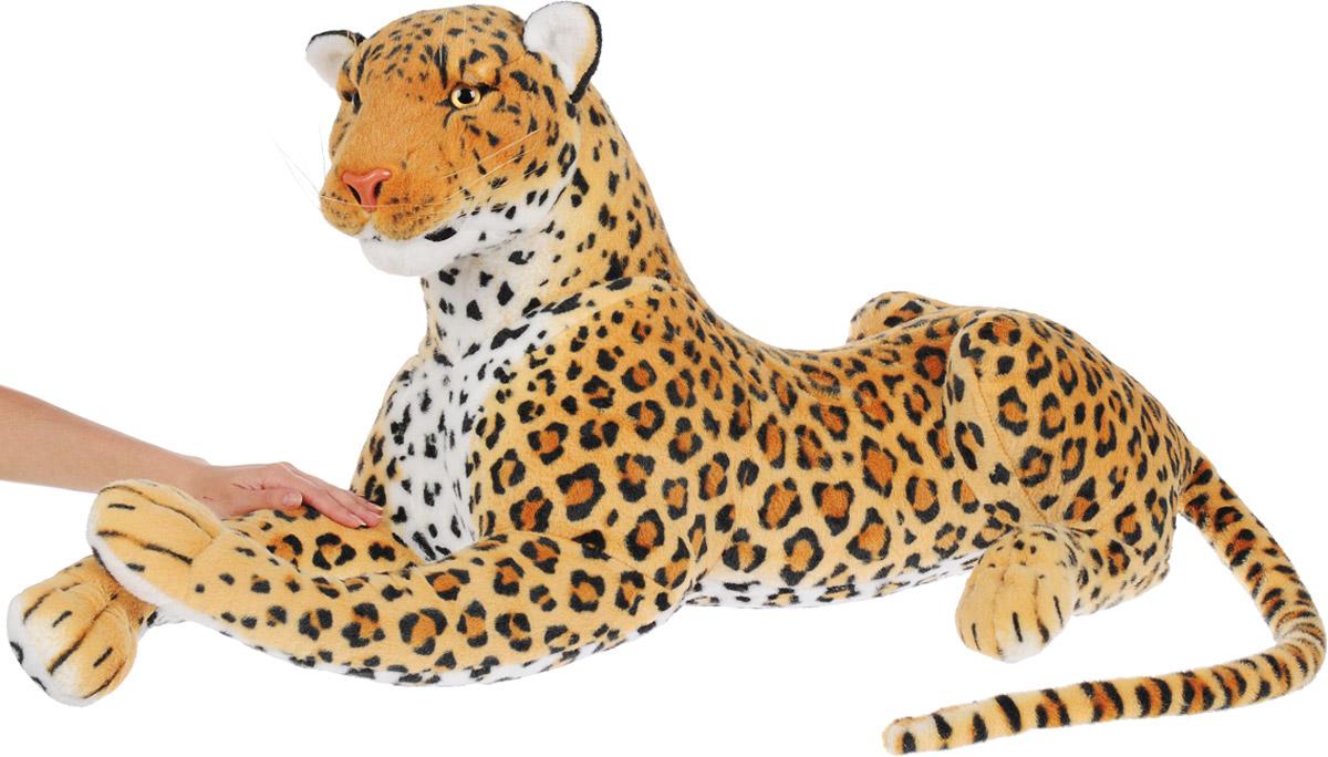 "Мягкая игрушка Magic Bear Toys ""Леопард"", 103 см - 3"