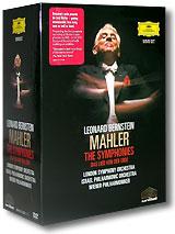 Leonard Bernstein. Mahler. The Symphonies. Das Lied Von Der Erde (9 DVD) 2006