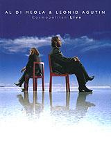 Al Di Meola & Leonid Agutin: Cosmopolitan Live 2008 DVD