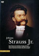 Классическое наследие: Иоганн Штраус младший. Выпуск 4 2009 DVD