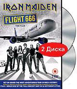 Iron Maiden - Flight 666 / The Film (2 DVD) 2009