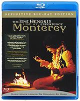 The Jimi Hendrix: Live At Monterey (Blu-ray) jimi hendrix jimi hendrix purple haze foxey lady 7