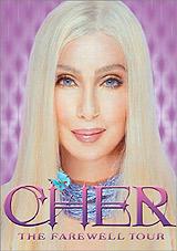 Cher - The Farewell Tour 2009 DVD