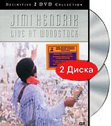 Jimi Hendrix: Live At Woodstock (2 DVD) jimi hendrix jimi hendrix purple haze foxey lady 7