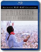 Jimi Hendrix: Live At Woodstock (Blu-ray) jimi hendrix jimi hendrix purple haze foxey lady 7