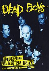 Return Of The Living Dead Boys: Halloween Night 1986 2008 DVD