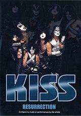 Kiss: Resurrection 2010 DVD