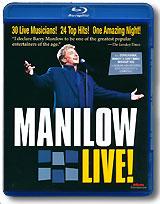 Barry Manilow: Manilow Live! (Blu-ray) 2010