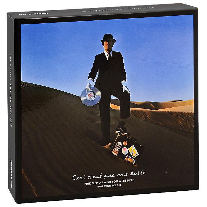 Pink Floyd: Wish You Were Here (2 DVD + Blu-ray + 2 CD) 2011