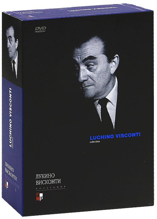 Коллекция Лукино Висконти. Леопард. Людвиг. Рокко и его братья (3 DVD) 2004