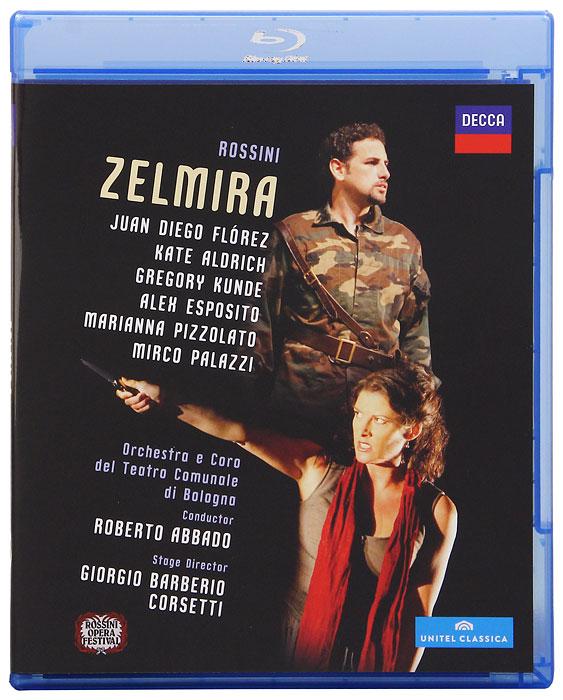Rossini, Juan Diego Florez, Roberto Abbado, Kate Florez: Zelmira (Blu-ray) 2012