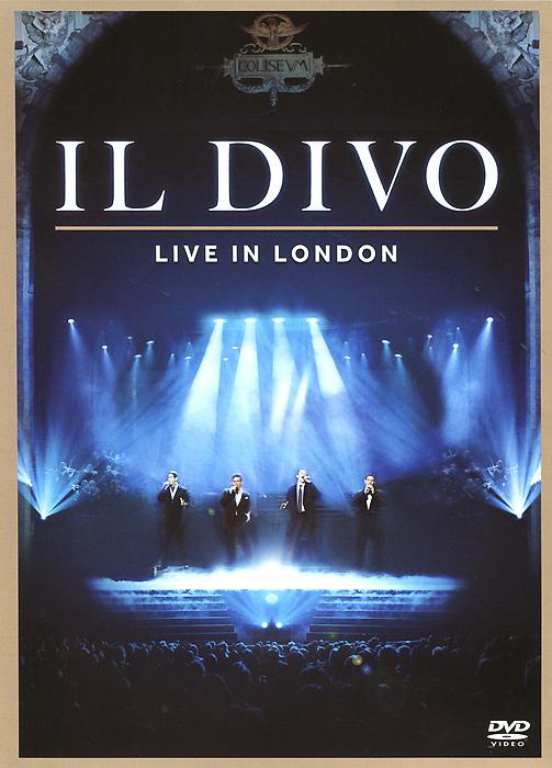 Il Divo: Live in London 2012 DVD