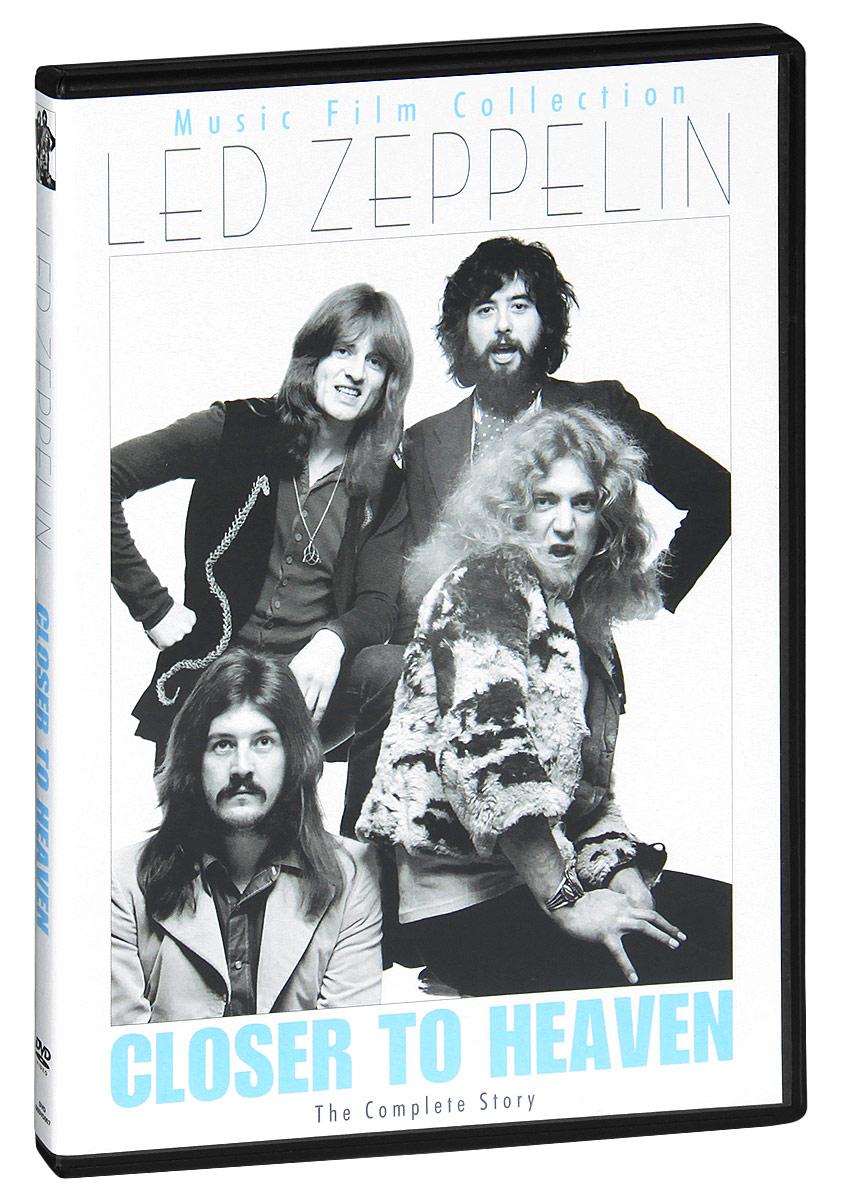 Led Zeppelin: Closer To Heaven 2010 DVD