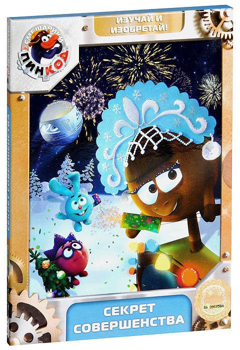Смешарики: Пинкод: Секрет совершенства 2013 DVD