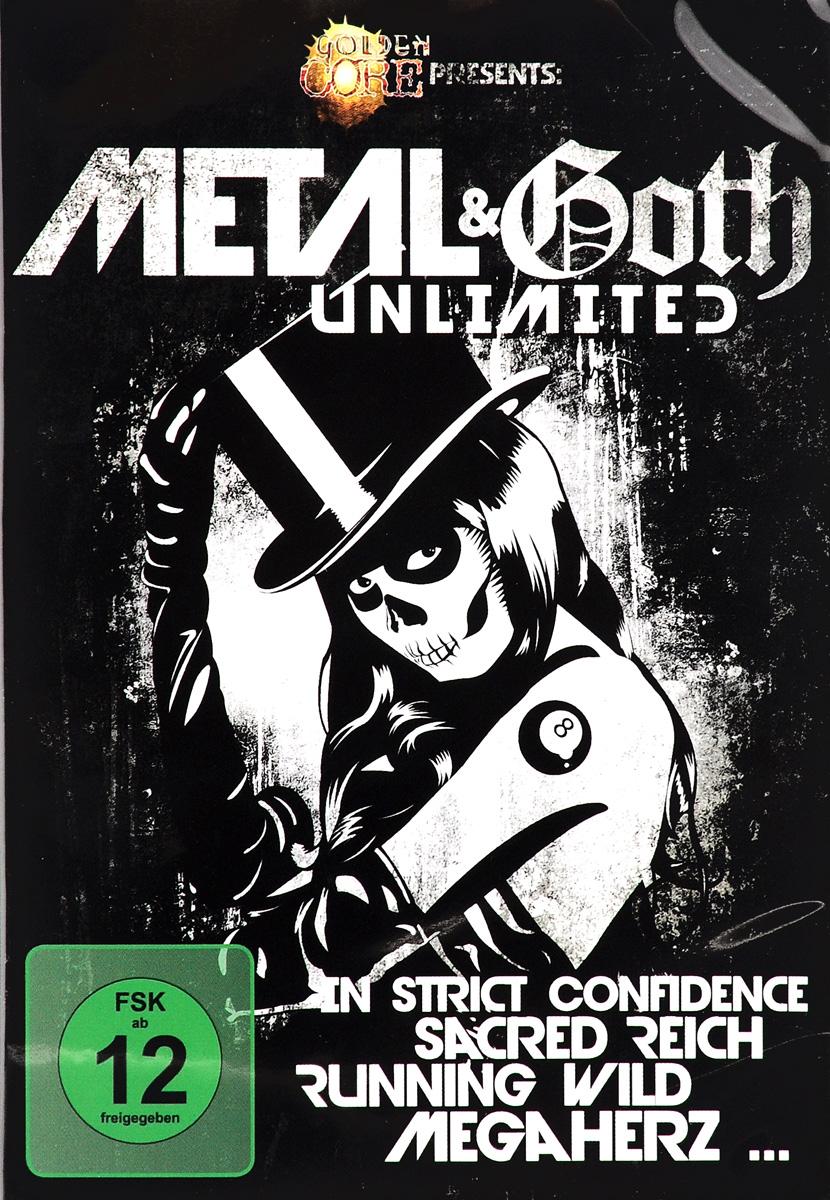 Metal & Goth: Unlimited 2013 DVD