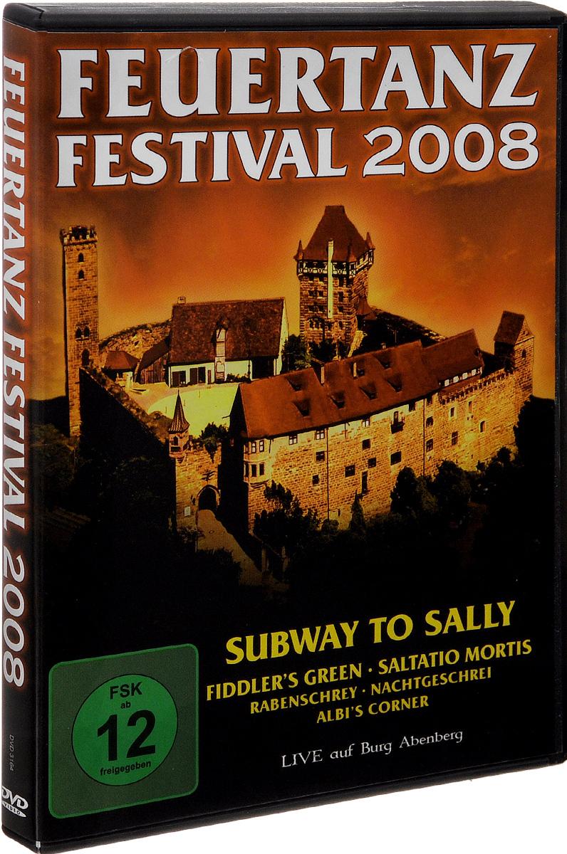 Feuertanz Festival 2008 DVD