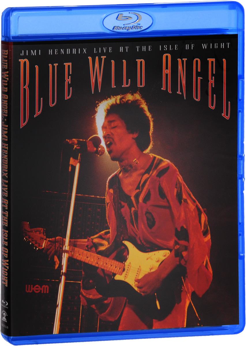 Jimi Hendrix: Blue Wild Angel: Jimi Hendrix Live At The Isle Of Wight (Blu-ray) jimi hendrix jimi hendrix purple haze foxey lady 7